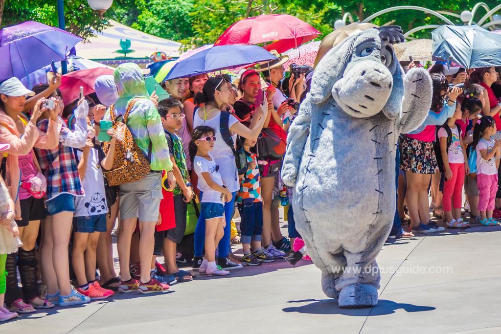 เคล็ดลับเที่ยวฮ่องกง ดิสนีย์แลนด์ (Hong Kong Disneyland) วางยุทธศาสตร์ดี มีชัยไปกว่าครึ่ง