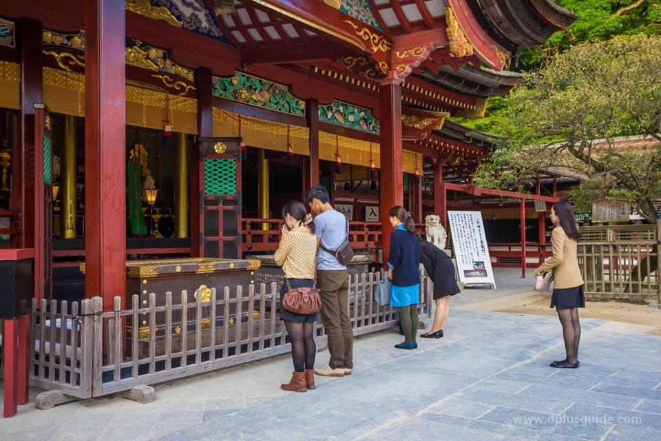 เที่ยวญี่ปุ่น ชมพิพิธภัณฑ์ & ขอพรที่ศาลเจ้า Dazaifu ในฟุกุโอกะ