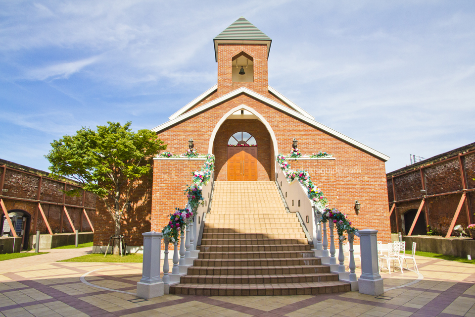 Hakodate-Factory-Church
