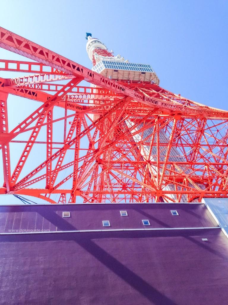 โตเกียว ทาวเวอร์ (Tokyo Tower) หอคอยสื่อสาร สัญลักษณ์แห่งกรุงโตเกียว