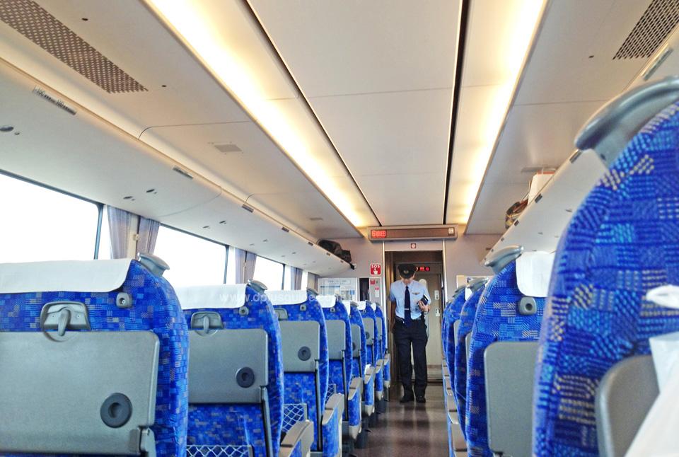 มารยาทควรรู้ ก่อนเที่ยวญี่ปุ่น : ภาคการเดินทางภายในญี่ปุ่น