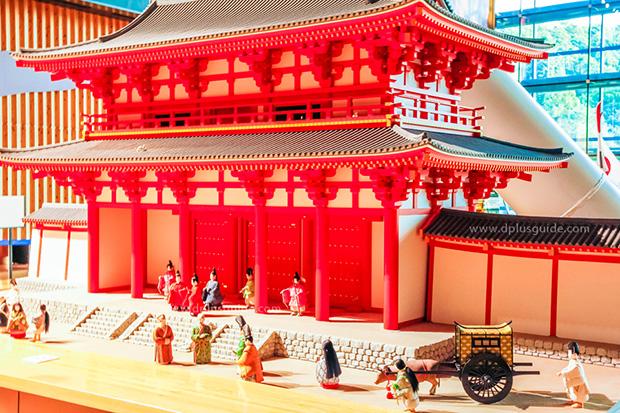 Kyushu-National-Museum พิพิธภัณฑ์แห่งชาติคิวชู ฟุกุโอกะ