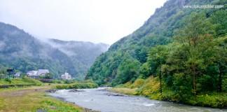 เที่ยวฮอกไกโด ชมใบไม้เปลี่ยนสี ที่อุทยานไดเซ็ตสึซัง ฝั่งภูเขาคุโรดาเกะ (Kurodake)