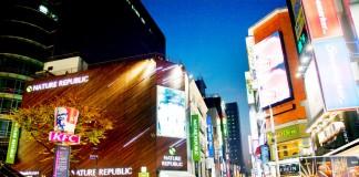 ตลาดเมียงดง (Myeong-dong) แหล่งตะลุยช้อป ตะลุยกิน ใจกลางกรุงโซล