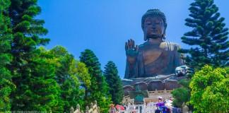เที่ยวฮ่องกง One Day Trip นั่งกระเช้านองปิงไปไหว้พระใหญ่ทินถ่าน (Ngong Ping 360 & Tian Tan Buddha)