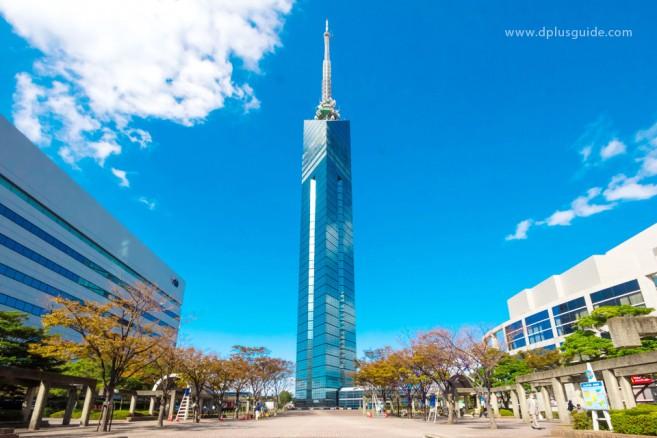 Fukuoka Tower ฟุกุโอกะ