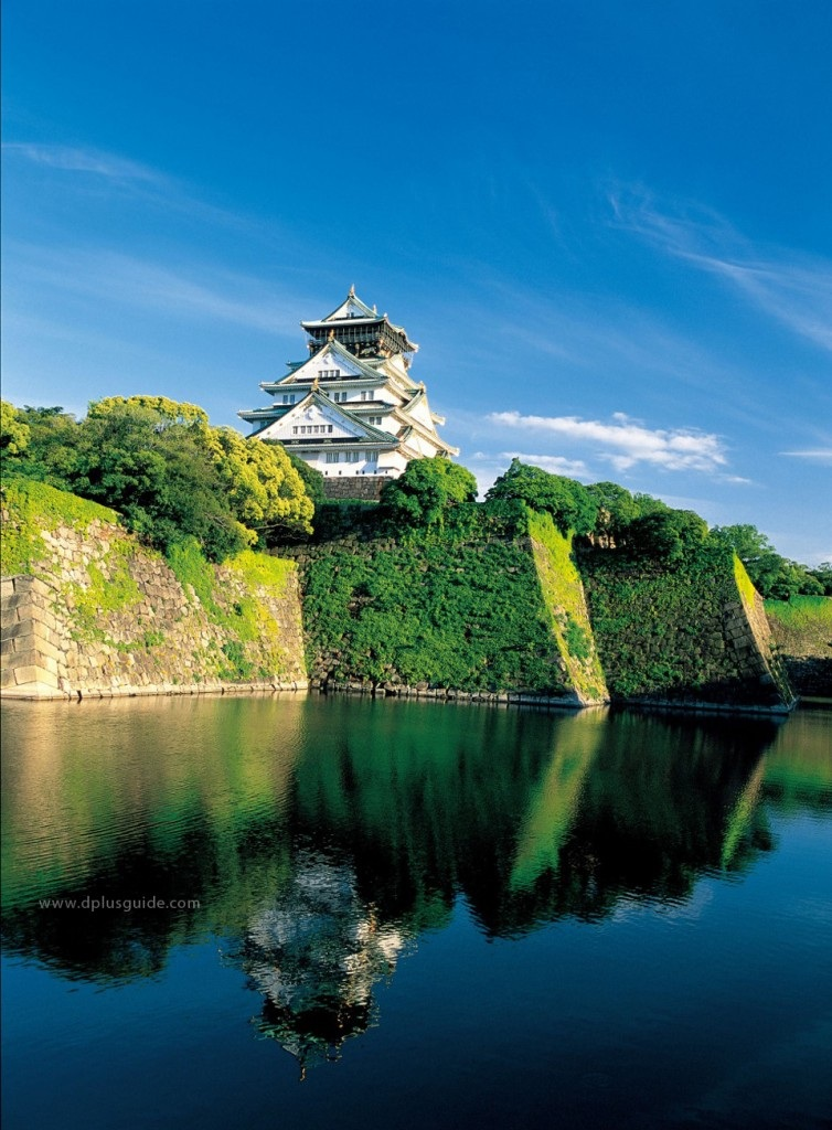 ปราสาทโอซาก้า (Osaka Castle) ปราสาทสวยสุดยิ่งใหญ่แห่งโอซาก้า