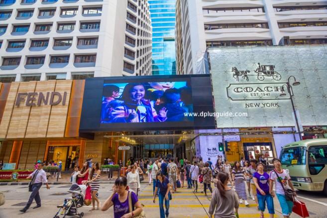 ตะลุย 10 แหล่งช้อปปิ้งที่ฮ่องกง ฮาเบอร์ซิตี้ และถนนแคนตัน (Harbour City and Canton Road)