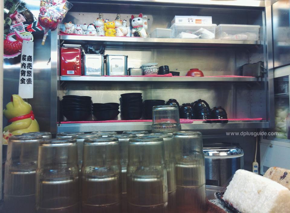 5-ขั้นตอนโซ้ยอาหารตู้กดยืนกินที่ญี่ปุ่น2