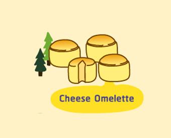 ของฝากจากฮอกไกโด Catchcake รส Cheese Omelette จากร้าน SNAFFLE'S