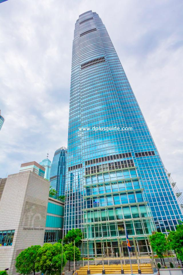 IFC Mall แหล่งช้อปปิ้งที่ฮ่องกง
