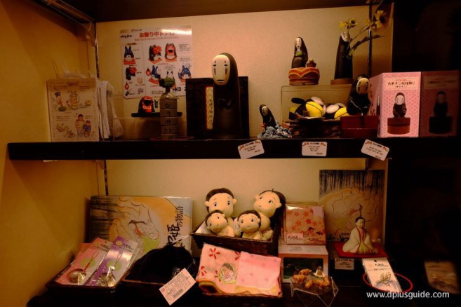 ช้อปปิ้งสินค้าสตูดิโอจิบลิ สาขาต่างประเทศแห่งแรก ที่ฮ่องกง