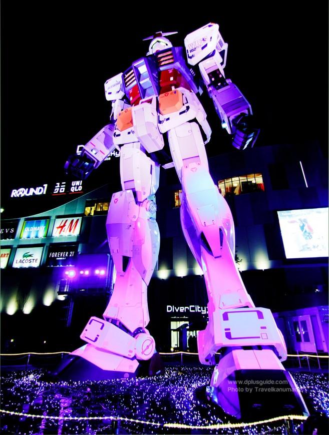 ประกาศกำหนดการจัดแสดง หุ่นกันดั้ม RG 1/1 RX 78-2 GUNDAM Ver. GFT จนถึงวันที่ 5 มี.ค. 2017 เป็นวันสุดท้าย