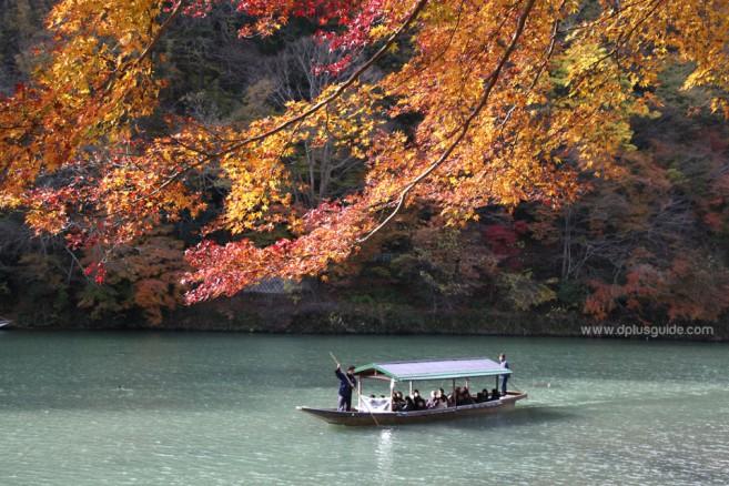 เที่ยวญี่ปุ่นชมธรรมชาติ ที่อาราชิยามา (Arashiyama) เกียวโต (Kyoto)