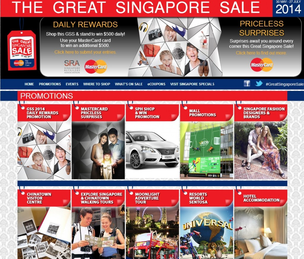 Stretch your dollar at the Great Singapore Sale, the big event for bargain-hunting locals and tourists alike. Known to Singaporeans as the GSS, this annual sale season .