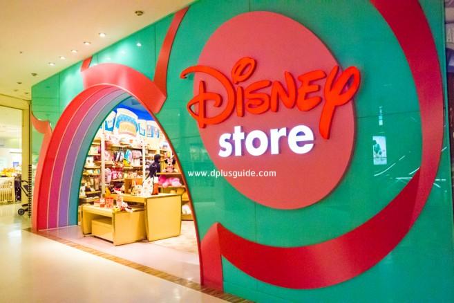 แนะนำแหล่งช้อปในโตเกียว ร้าน Disney Store ห้าง Takashimaya ย่านชินจุกุ (Shinjuku)