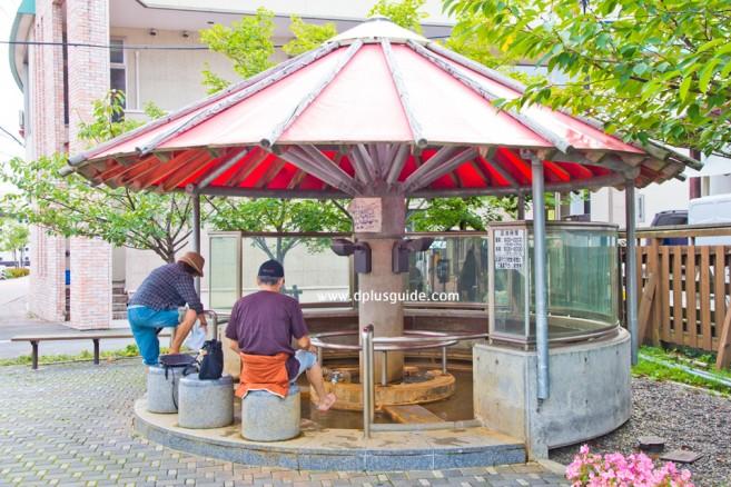 โทยะโกะออนเซน (Toyako Onsen) เมืองอาบน้ำแร่ ที่ฮอกไกโด