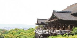 เที่ยวญี่ปุ่น ชมวัดคิโยมิสึเดระ (Kiyomizudera) หรือวัดน้ำใส ที่เกียวโต