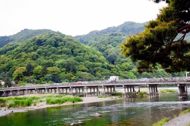 อาราชิยามา (Arashiyama) สถานที่เที่ยวเกียวโต