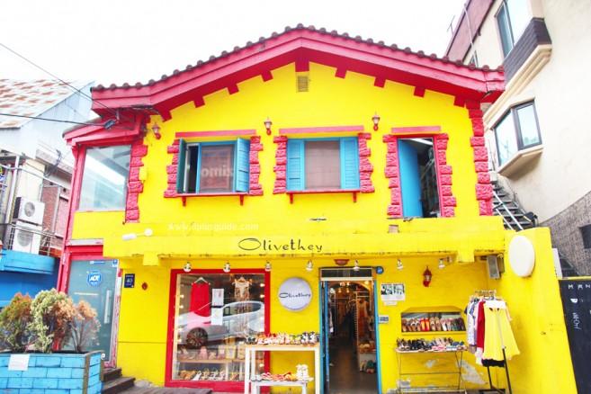 Apgujeong Rodeo Street อัพกูจอง ถนนแฟชั่นแบรนด์ดัง ที่โซล