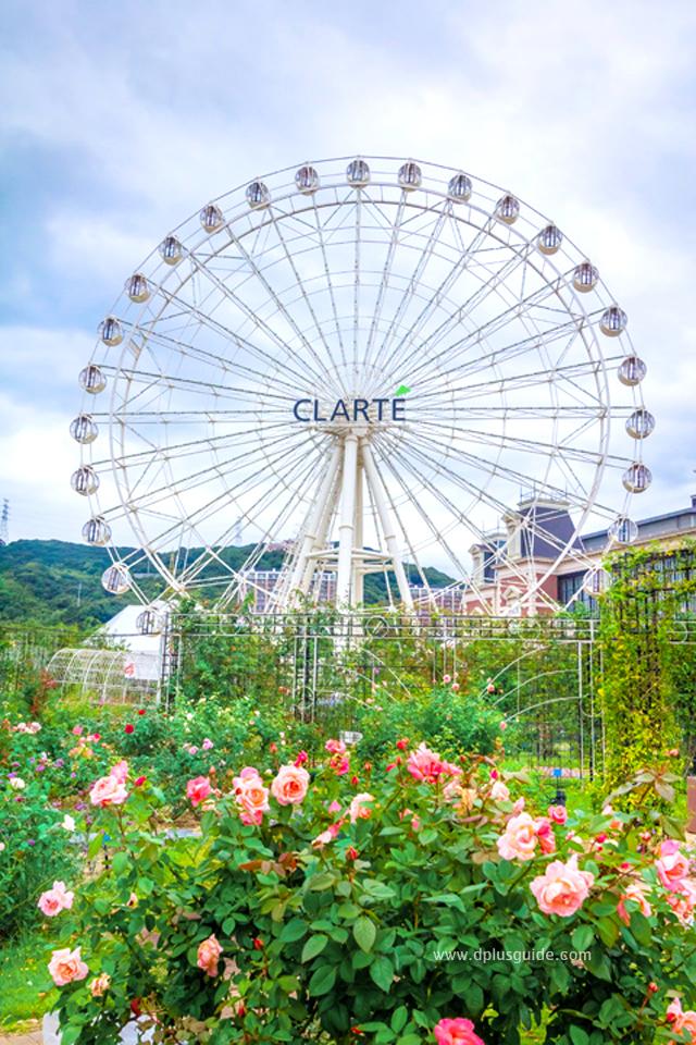 เที่ยวญี่ปุ่น สวนสนุกและธีมพาร์ค ที่ Huis Ten Bosch จ.นางาซากิ (Nagasaki) ที่คิวชู