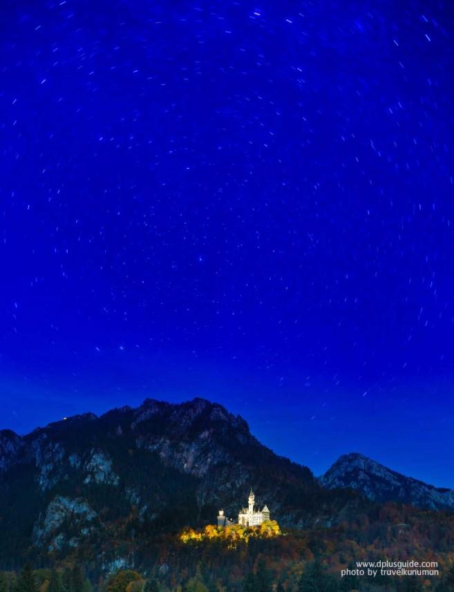 Hohenschwangau Castle ปราสาทพระราชวังฤดูร้อน