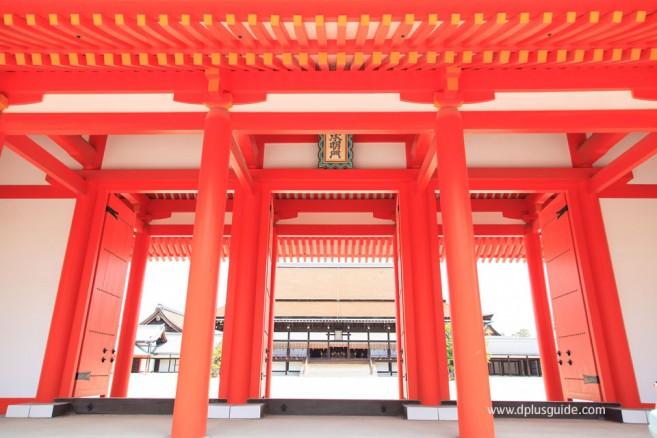 พระราชวังเกียวโต (Kyoto Imperial Palace) สถานที่เที่ยวเกียวโต
