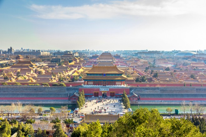 เที่ยวปักกิ่ง พระราชวังกู้กง หรือพระราชวังต้องห้าม แหล่งเที่ยวสำคัญของประเทศจีน
