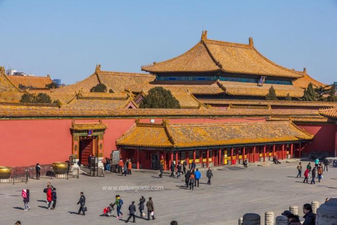 เที่ยวปักกิ่ง ชมความงามและความยิ่งใหญ่ของพระราชวังกู้กง พระราชวังต้องห้าม แหล่งเที่ยวสำคัญเมืองจีน