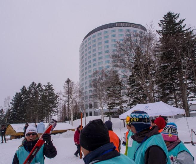 Hilton Resort ตึกใหญ่ที่มีทุกอย่าง