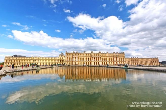 พระราชวังแวร์ซาย (Palace of Versailles) พระราชวังหรูสุดอลัง ที่ฝรั่งเศส