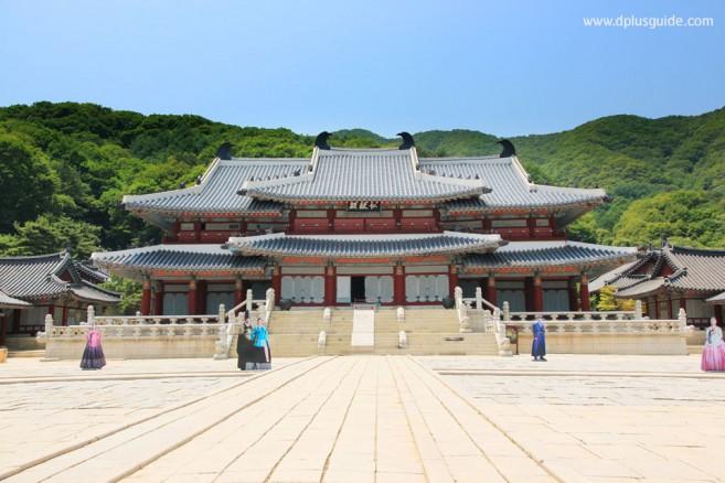 เที่ยวเกาหลีตามรอยซีรีส์ ที่ Yongin MBC Dramia โรงถ่ายละครย้อนยุคค่าย MBC