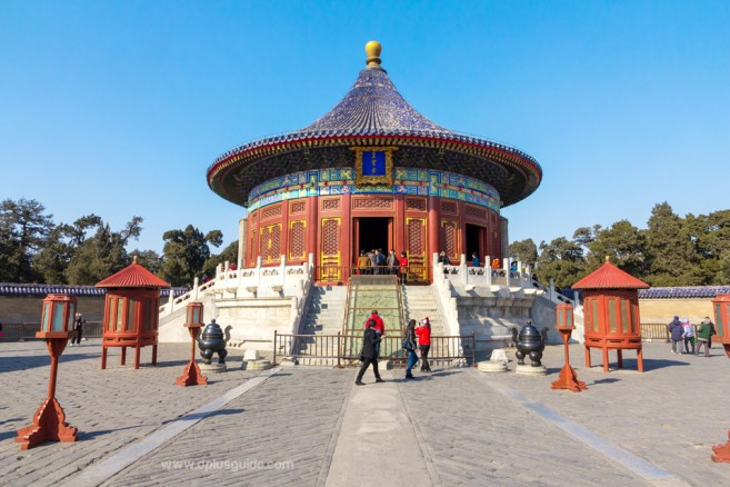 ตำหนักหวงฉุงหยีว์ หรือตำหนักเทพสถิต เที่ยวปักกิ่ง หอบูชาฟ้าเทียนถาน ประเทศจีน