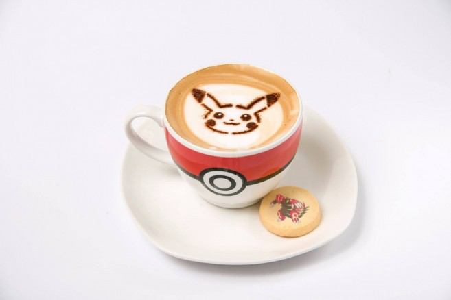 Pokemon cafe12