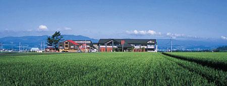 พิพิธภัณฑ์ Sumio Goto ภาพเขียนศิลปะร่วมสมัยระดับชาติที่ Kamifurano