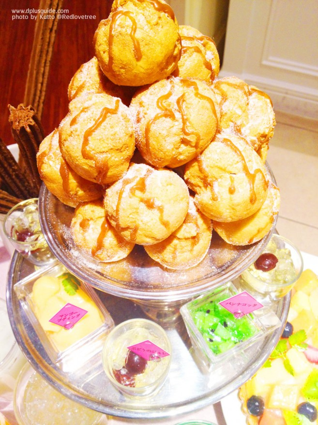 Salon de Sweets ร้านบุฟเฟต์ของหวาน ที่โตเกียว (Tokyo)
