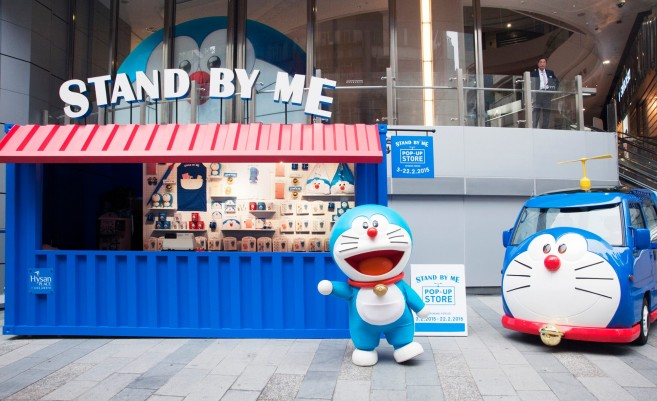Doraemon Stand By Me Pop-Up Store 014