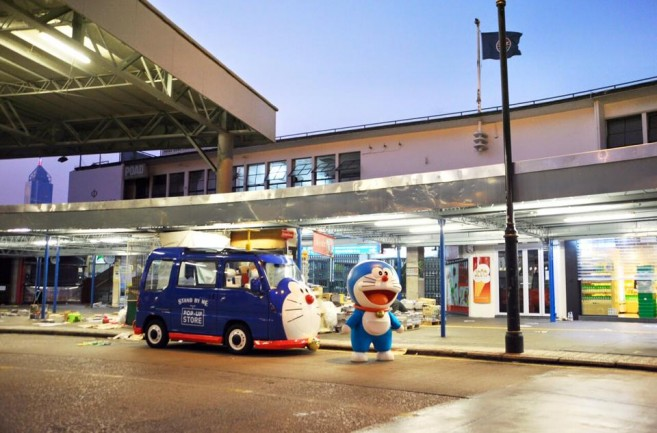 Doraemon Stand By Me Pop-Up Store 02