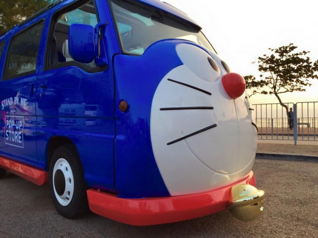 Doraemon Stand By Me Pop-Up Store 04