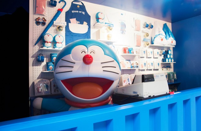 Doraemon Stand By Me Pop-Up Store15