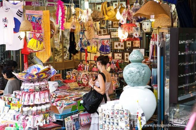 ตลาดนัมแดมุน ช้อปแหล่งขายส่งใหญ่สุดในเกาหลี ที่โซล