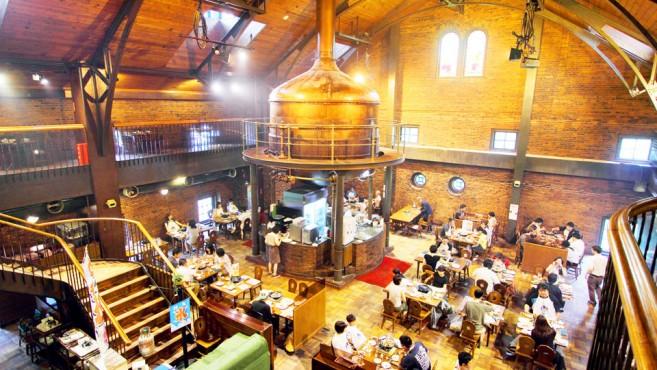 เที่ยวฮอกไกโด ชมพิพิธภัณฑ์เบียร์ที่ซัปโปโร (Sapporo Beer Museum)
