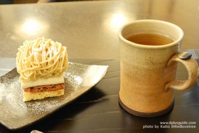 Waguriya ร้านขนมหวานอร่อยทำจากเกาลัดที่ โตเกียว