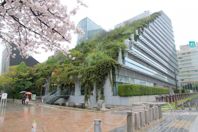 ACROS Fukuoka & Tenjin Central Park ชมตึกต้นไม้และสวนริมคลองเมืองฟุกุโอกะ