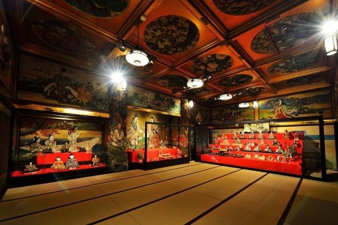 Hyakkudan Hina Matsuri in Meguro Gajoen Tokyo