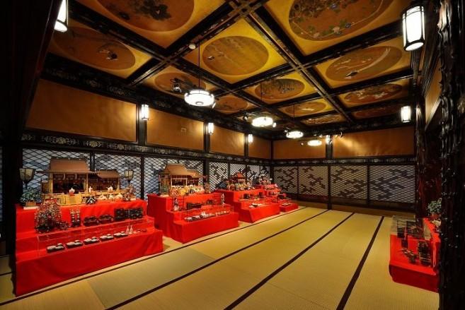 Hyakkudan Hina Matsuri in Meguro Gajoen Tokyo01