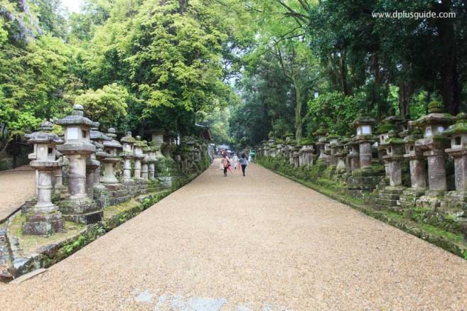 Kasuga Taisha Shrine 01