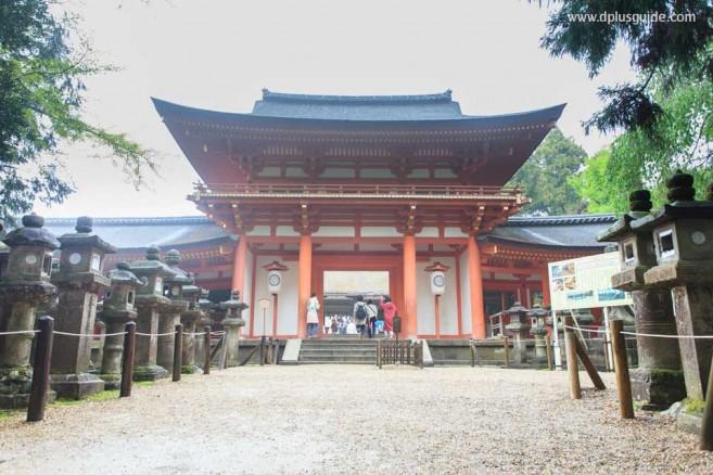 Kasuga Taisha Shrine 04