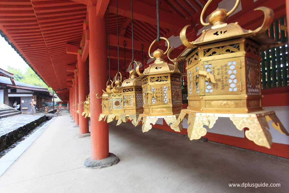 ศาลเจ้าคาซุงะไทฉะ (Kasuga Taisha Shrine) มรดกโลก ที่เมืองนารา  DPlus Guide