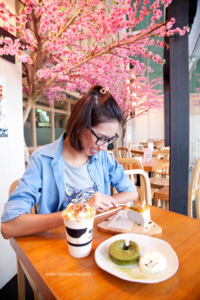 หอมนุ่มละมุนลิ้น แวะชิมชีสเค้กชื่อดังจากฮอกไกโดกันที่ Farm Design